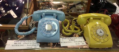 Flea_market_phones